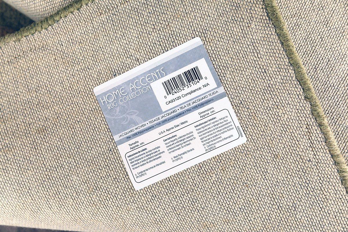 Carpet Label