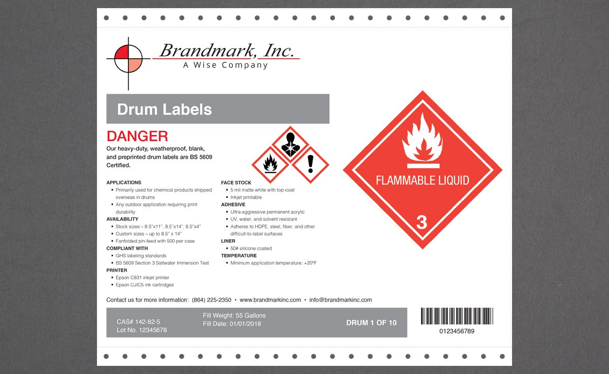 Maritime Label
